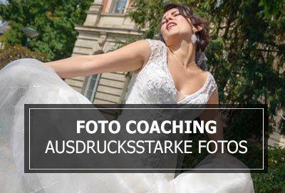 Foto Coaching für Hochzeitspaare