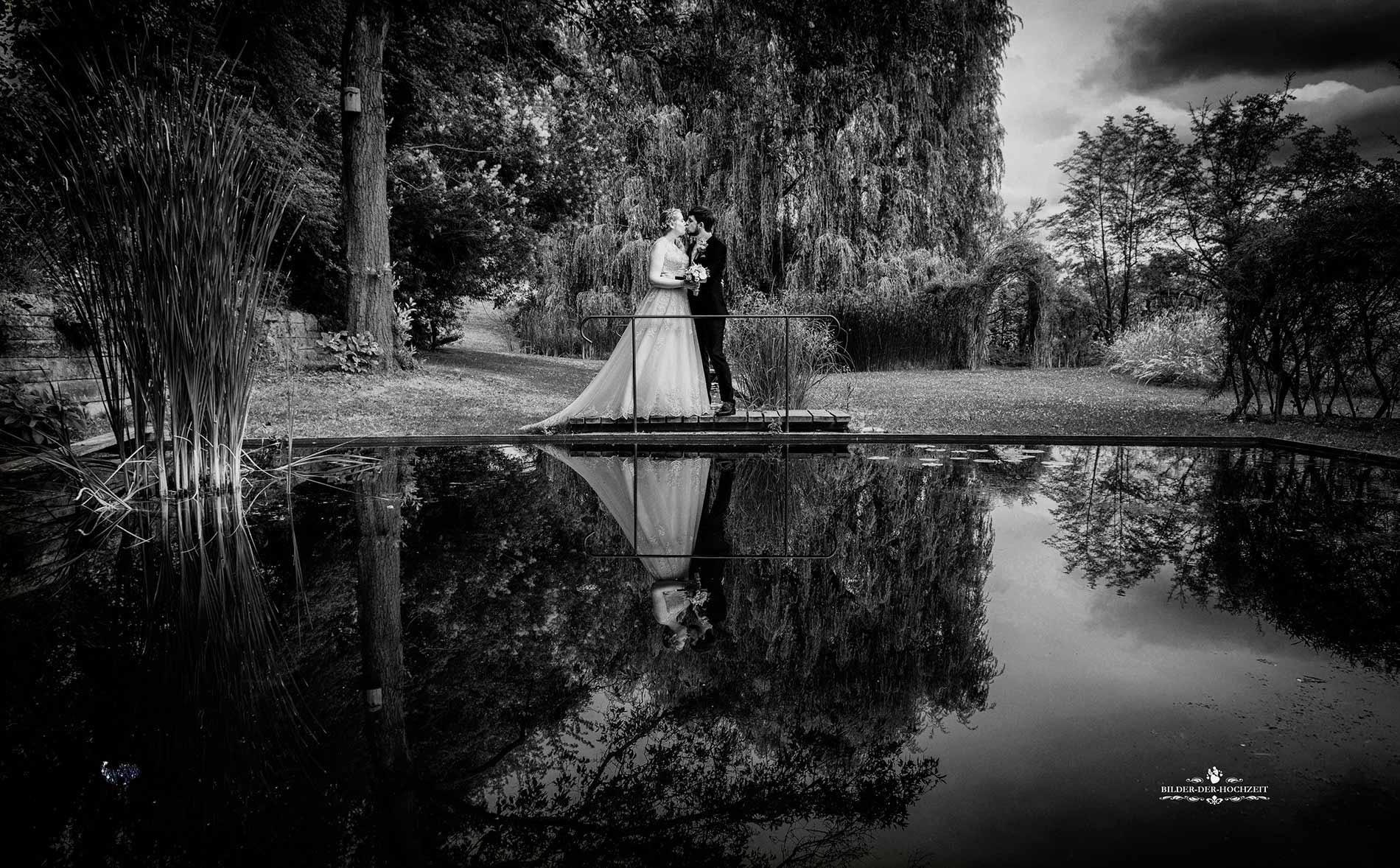Besondere Locations für Ihre individuellen Brautpaarfotos