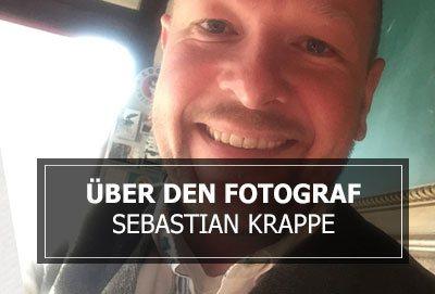 Über den Fotografen Sebastian Krappe